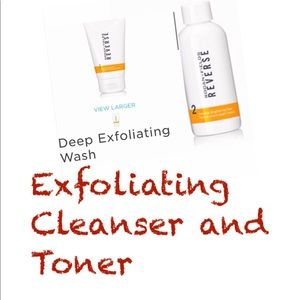 Today's Special! R&F Cleanser & Toner (Reverse)